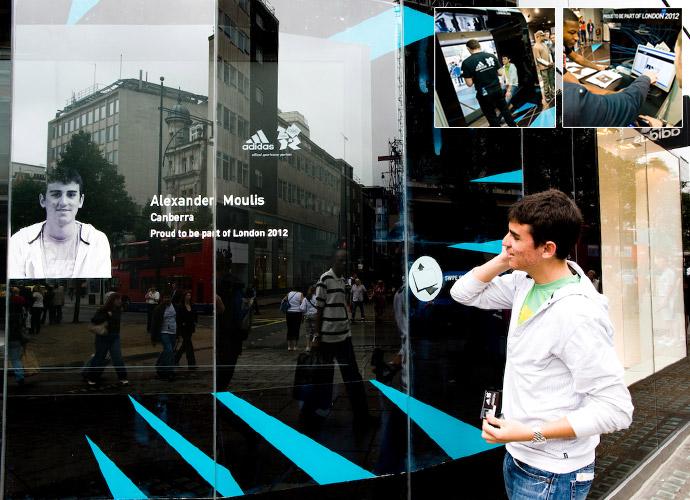Adidas London 2012